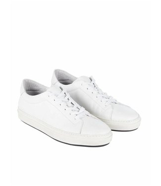 Pure White LOW TOP SNEAKER WHITE