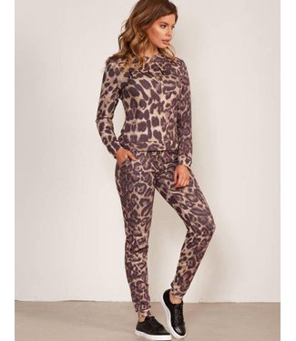 Jacky Luxury Sweater Leopard
