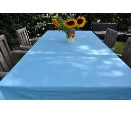 Tafellaken helder blauw