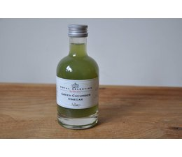 Green cucumber vinegar van Belberry