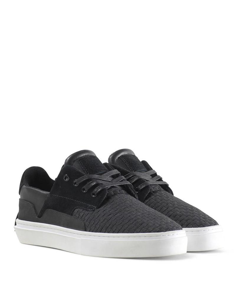 CLEAR WEATHER EIGHTY IN BLACK WOVEN