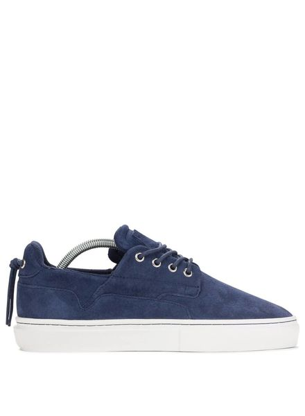 EIGHTY IN NAVY SUEDE