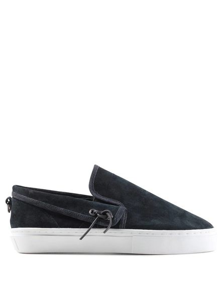 LAKOTA IN BLACK SUEDE