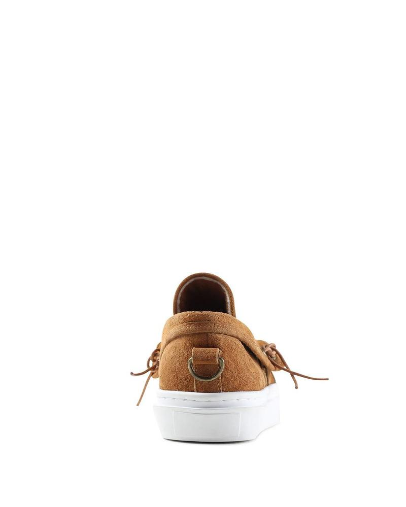 CLEAR WEATHER LAKOTA IN HONEY SUEDE
