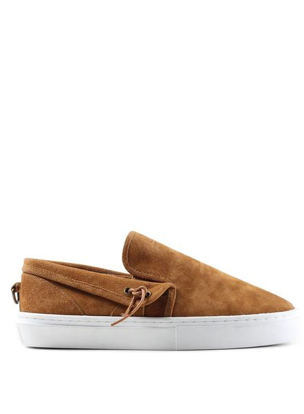 LAKOTA IN HONEY SUEDE