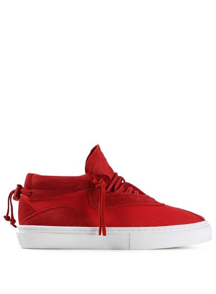 EVEREST IN RED CANVAS/SUEDE