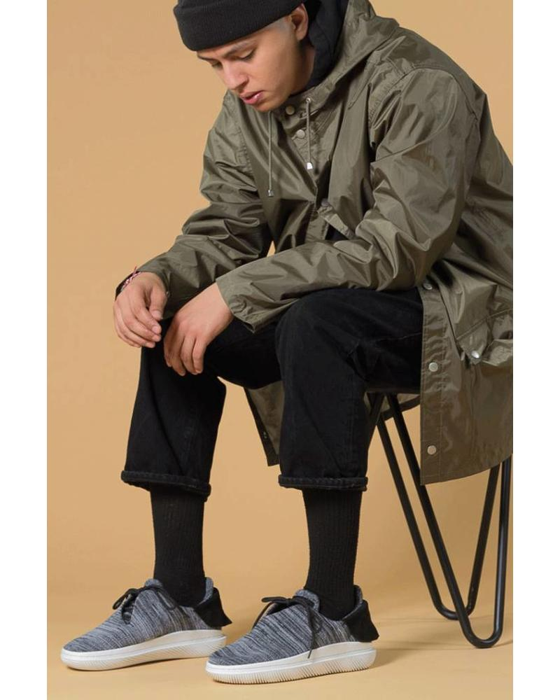 CLEAR WEATHER'S CONVX IN BLACK HEATHER