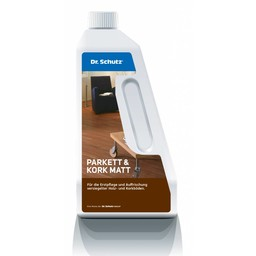 Dr. Schutz Dr. Schutz - Parket & Kurk Mat (750ml fles)