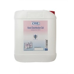 CMT - Hand Disinfection Alcoholgel (5ltr can)