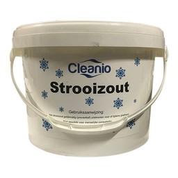 Cleanio Professionele Strooizout / Wegenzout (12,5kg emmer)