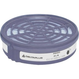 Deltaplus Deltaplus - Filterpatroon M6000 - P3  (set á 2 stuks)
