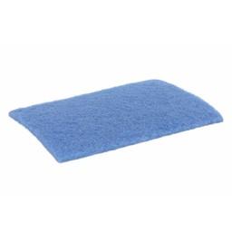 E-Line Floorpads Schuurvlies / Schuurlap 230x150x8mm, Blauw (Pak á 10 stuks)