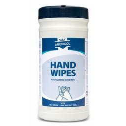 Americol Americol - Hand Wipes (Pot á 75 stuks)