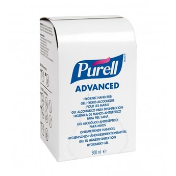 Purell Purell - Bag-in-Box Ontsmettende Handgel (Doos á 12x 800ml)