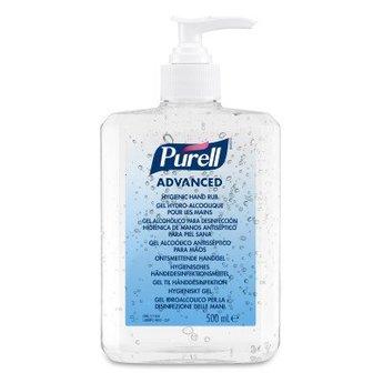 Purell Purell - Ontsmettende Handgel (500ml flacon + handpomp)