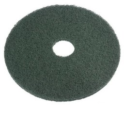 """Brite-in Schrobpad tbv Cleanfix Scrubby, 165mm /  6.5"""" Inch (Groen)"""