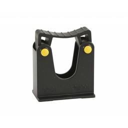 Toolflex Toolflex - Steelklem  ø 15/20mm (Zwart)