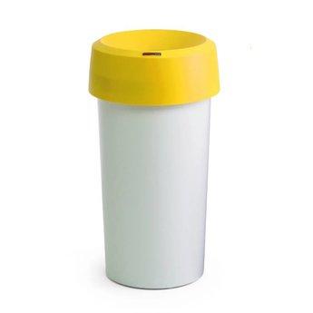 Vepabins Ronde Afvalbakdeksel MODO (Geel)