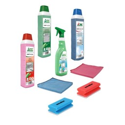 Tana Greencare Tana - Schoonmaak Startpakket (8-Delig)