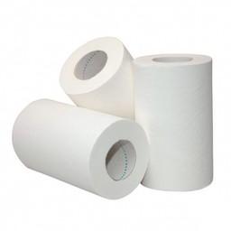 Cleanio Cleanio - Mini-Poetsrollen, 1-Laags Cellulose, 20cm x 120m