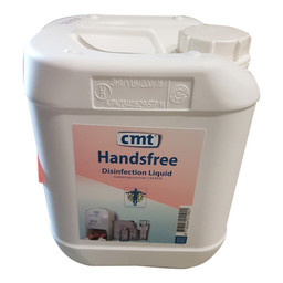 CMT - Handsfree Disinfection Liquide (5ltr can)