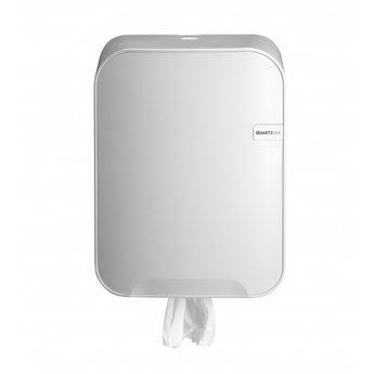 Quartz-Line Quartz-Line  - Midi Poetsrol Dispenser (Wit)