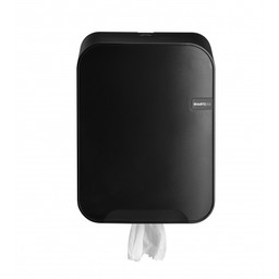 Quartz-Line Quartz-Line  - Midi Poetsrol Dispenser (Zwart)