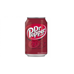 Dr. Pepper, 330ml Blik