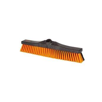 OrangeBrush OrangeBrush - Kunststof Combi-Veger, 40cm (Zwart / Oranje)