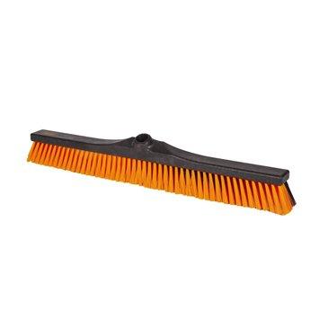 OrangeBrush OrangeBrush - Kunststof Combi-Veger, 60cm (Zwart / Oranje)