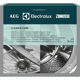 - AEG - Clean & Care 3-in-1 voor Vaatwasser en Wasmachine