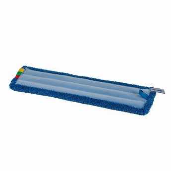 Wecoline Wecoline - Velcro Microvezel  Vlakmop, 45cm (Geel)