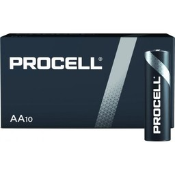 Duracell Procell Duracell - Procell AA Batterijen, 1.5V / LR06
