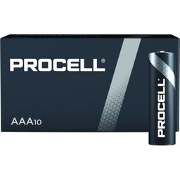 Duracell Procell Duracell - Procell AAA Batterijen, 1.5V / LR03