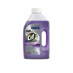 Pro-Formula Cif - ProFormula 2-in-1 Desinfec. Keukenreiniger (2ltr fles)