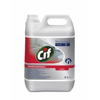 Pro-Formula Cif - ProFormula 2-in-1 Sanitairreiniger (5ltr can)