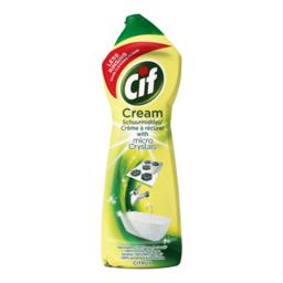 Pro-Formula Cif - Professional Cream Schuurmiddel, Citroen (750ml fles)