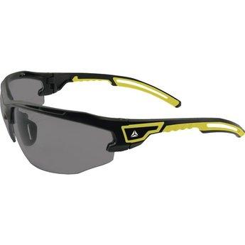 Deltaplus Deltaplus - Veiligheidsbril / Polycarbonaatbril, ASO2 Smoke