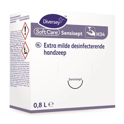 Diversey Diversey - Soft Care Sensisept H34 (Doos á 6x 800ml)