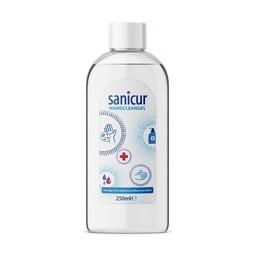 Sanicur - Handgel /  Alcoholgel 70% (250ml flacon)