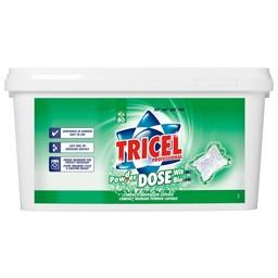 Tricel Tricel - Powder Dose Waspods, White (Emmer á 80 stuks)