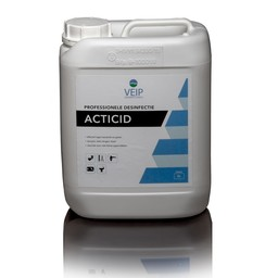 Veip Veip - Acticid Desinfectiemiddel 76% (5ltr can)