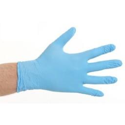 Deltaplus Deltaplus - Handschoenen Nitril, Ongepoederd (Blauw)
