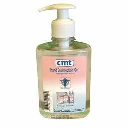 CMT - Hand Disinfection Alcoholgel (250ml flacon + handpomp)