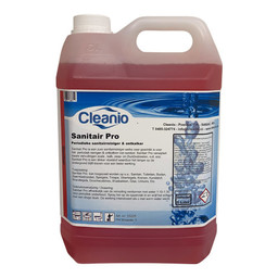 Cleanio Cleanio - Sanitair Pro (5ltr can)