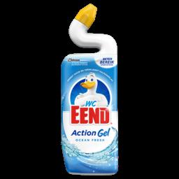 WC Eend WC Eend - Toiletreiniger Action Gel, Ocean Fresh (750ml)