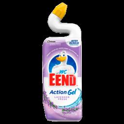 WC Eend WC Eend - Toiletreiniger Action Gel, Lavender Fresh (750ml)