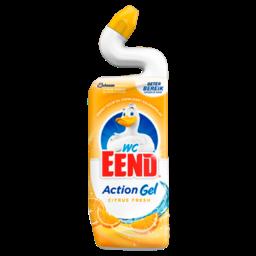 WC Eend WC Eend- Toiletreiniger Action Gel, Citrus Fresh (750ml)