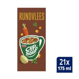 Cup á Soup Unox - Cup-a-Soup, Rundvlees (Doos á 21 zakjes)