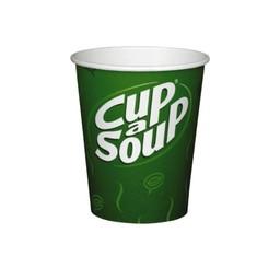 Cup á Soup Unox - Cup-a-Soup Kartonnen Drinkbekers, 175ml (50stuks)